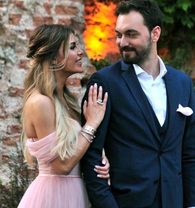 Adanalı Pınar Evlendi