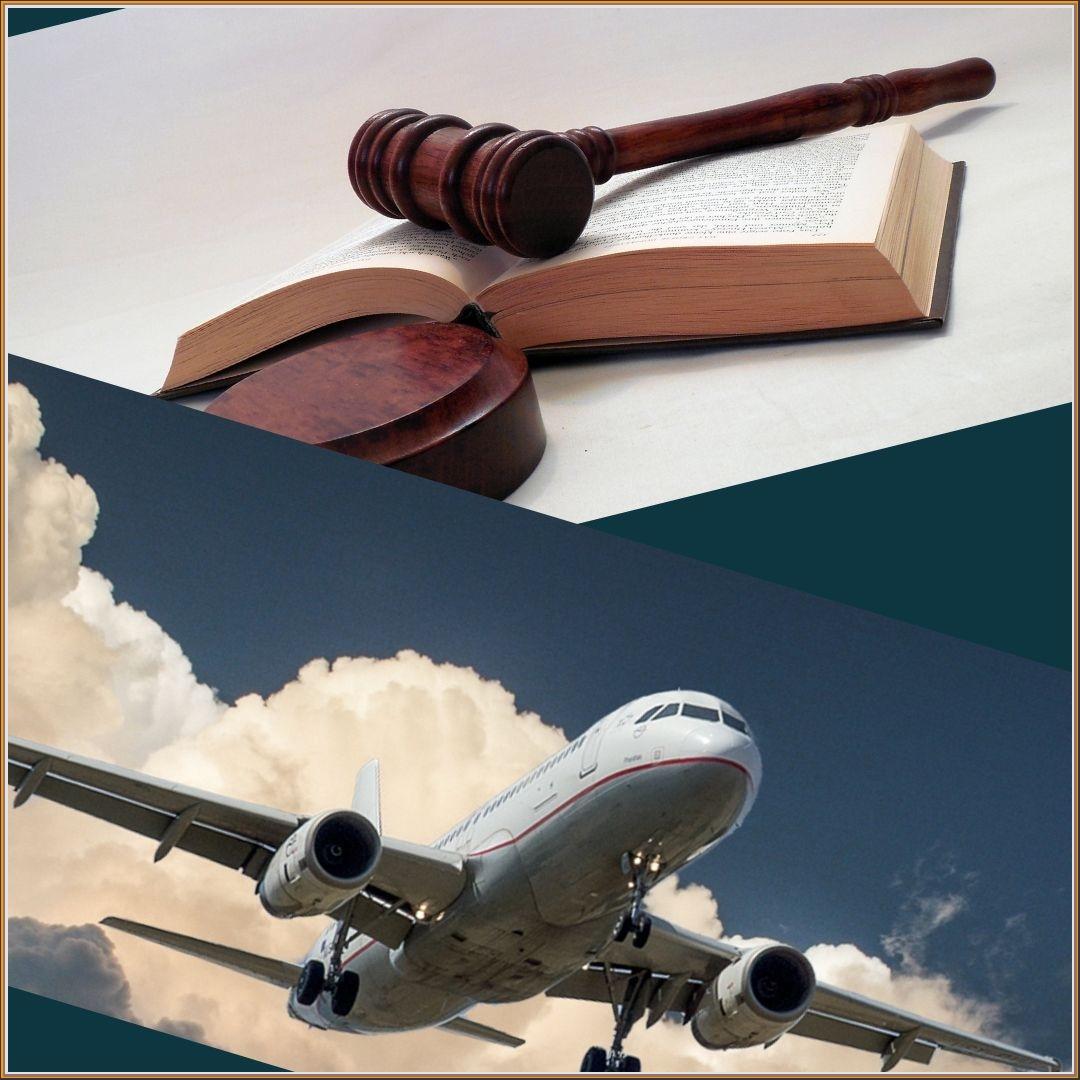 Hukuk ve uçak görselleri